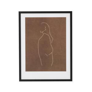 schilderij  (32x42 cm)