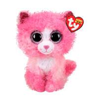 Ty Beanie Buddy Reagan Cat knuffel 24 cm