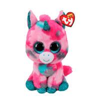 Ty Beanie Buddy Gumball Unicorn knuffel 24 cm