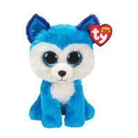 Ty Beanie Buddy Prince Husky knuffel 24 cm
