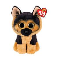 Ty Beanie Buddy Spirit German Shepard knuffel 24 cm