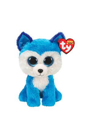 Beanie Boo's Prince Husky knuffel 15 cm