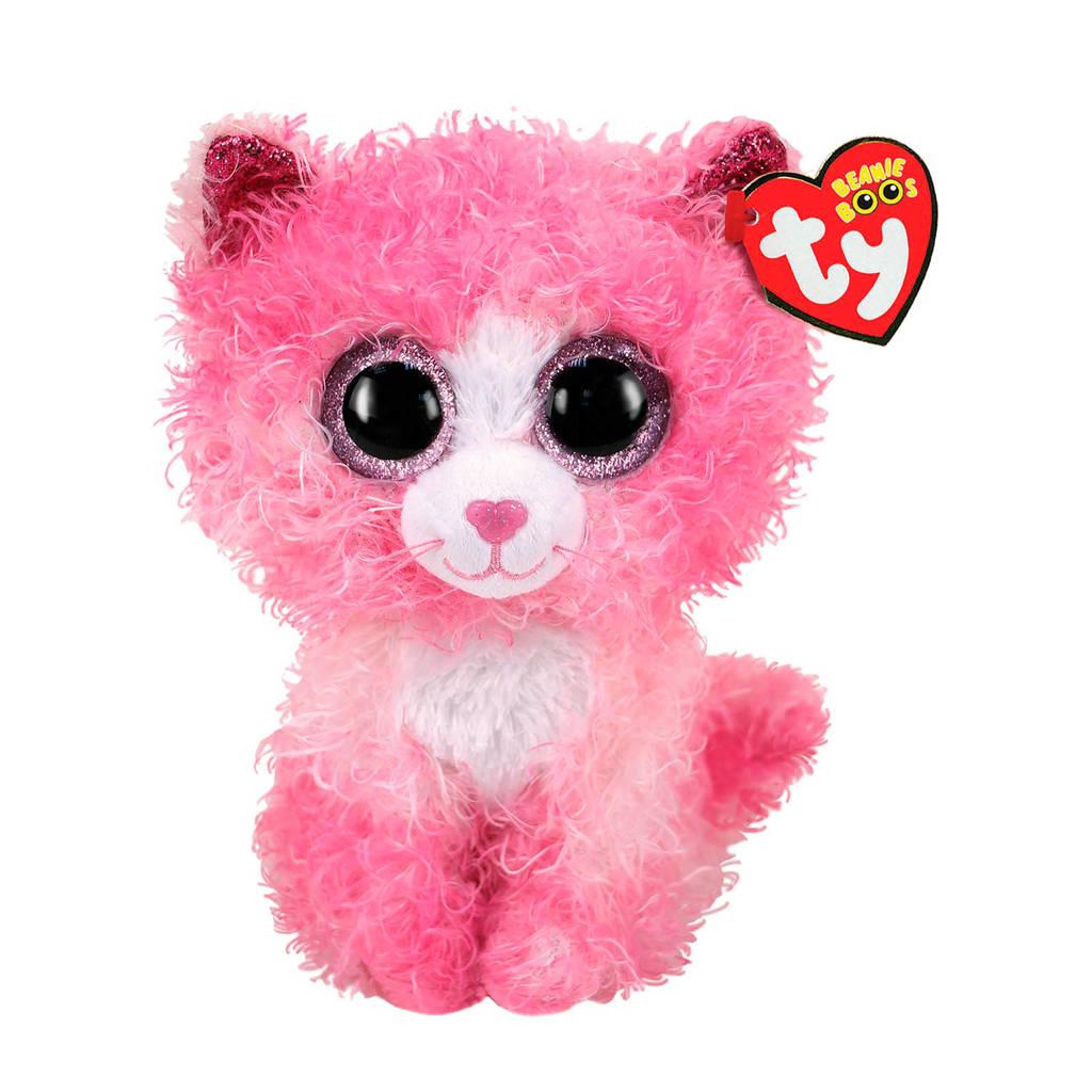 Ty Beanie Boo's Reagan Cat knuffel 15 cm
