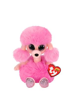 Beanie Buddy Camilla Poodle knuffel 24 cm