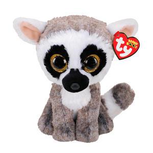 Beanie Buddy Linus Lemur knuffel 24 cm