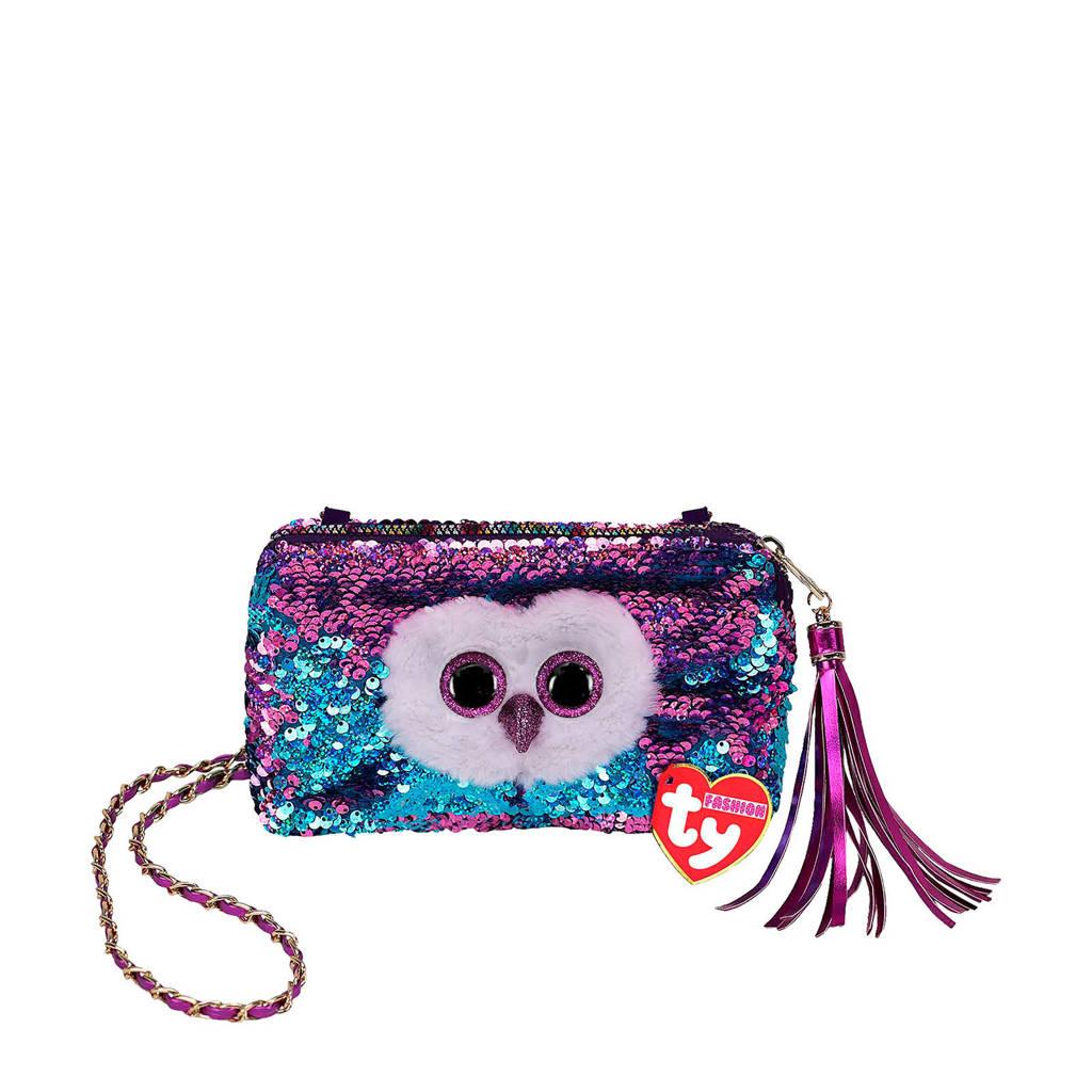 Ty Fashion Handtas Moonlight Owl