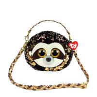 Ty Fashion Schoudertas Dangler Sloth 20cm