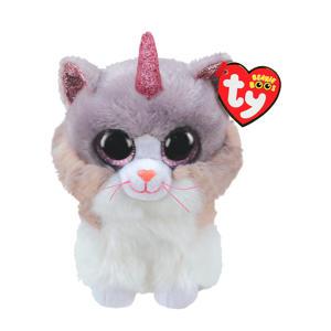 Beanie Boo's Asher Cat knuffel 15 cm