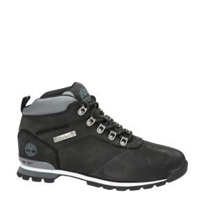 Splitrock 2 w20  nubuck wandelschoenen zwart