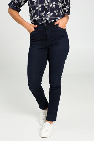 slim fit jeans donker denim/zilver