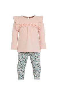 C&A Baby Club top + legging roze, Roze