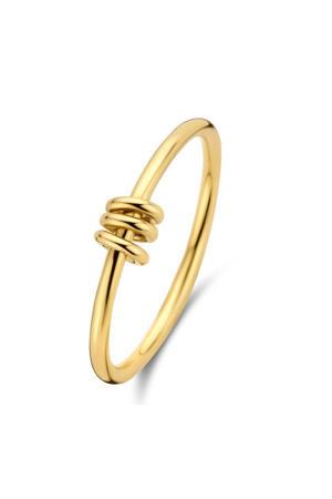 14 karaat gouden ring - IB330013