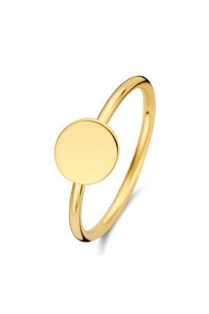 14 karaat gouden ring - IB330012