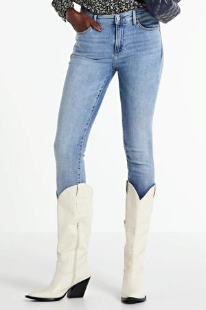 slim fit jeans Izabell blauw