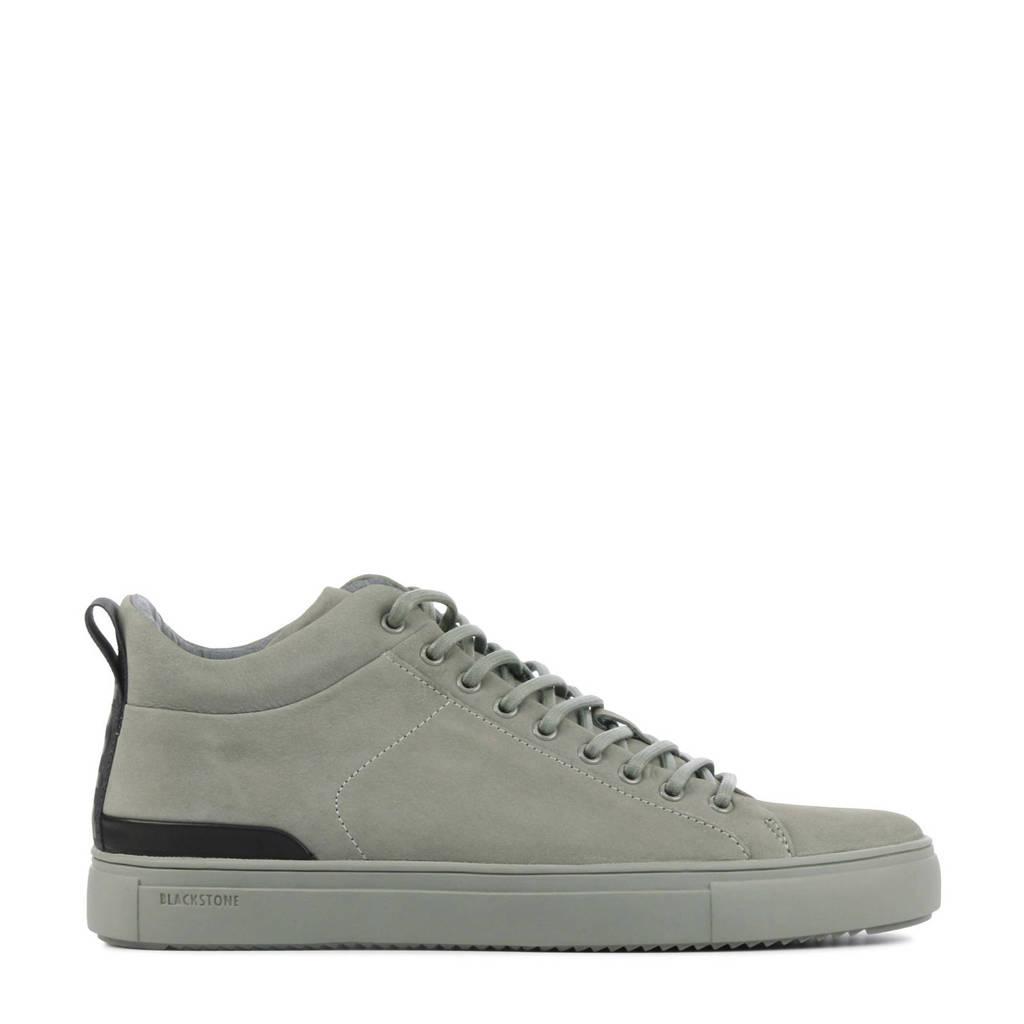 Blackstone SG19  nubuck sneakers taupe, Taupe/Shadow