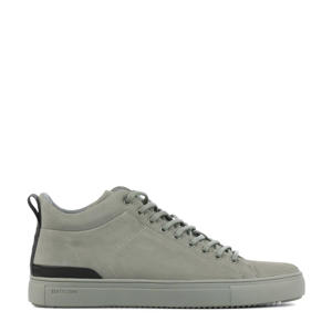 SG19  nubuck sneakers taupe
