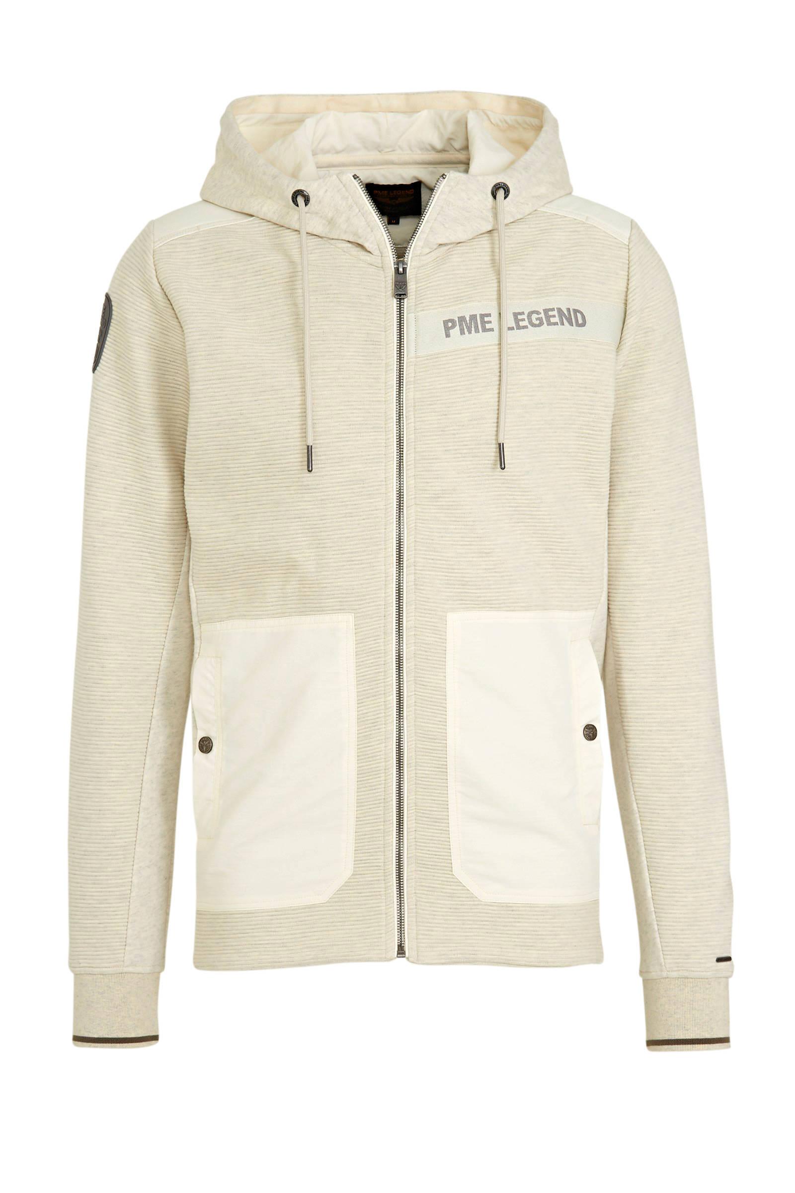 PME Legend Hooded jacket structure sweat online kopen