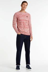 PME Legend gemêleerde trui rood, Rood