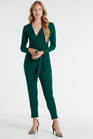 jumpsuit groen