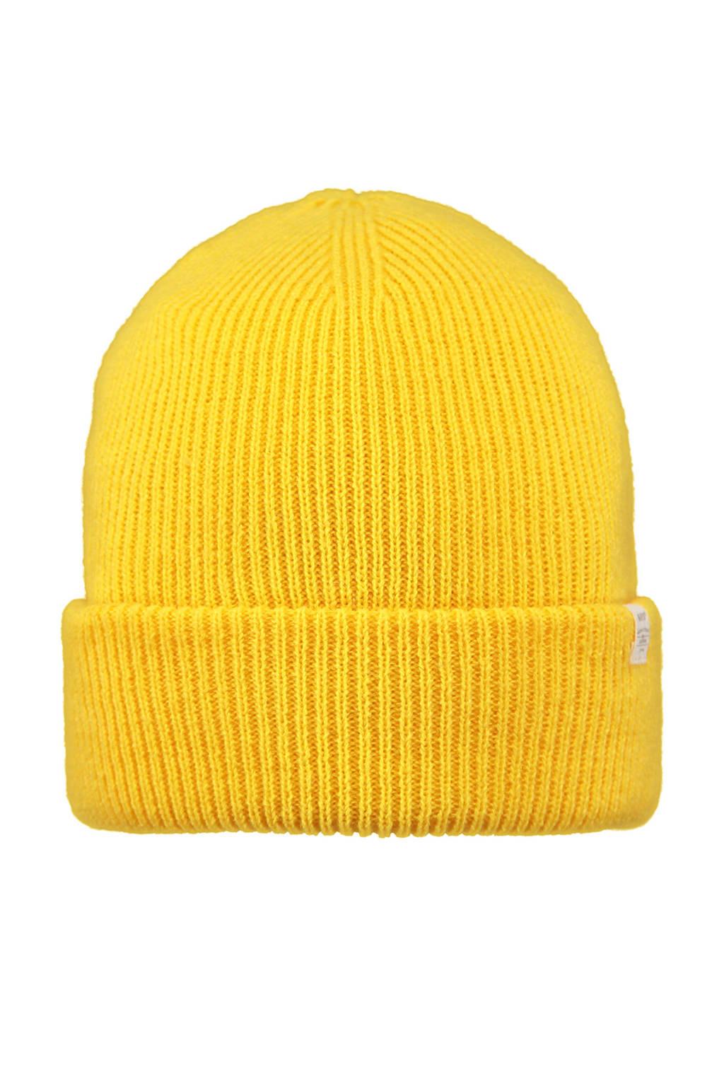 Barts muts Kinabalu geel, Geel