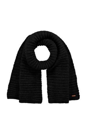 sjaal Bayne zwart