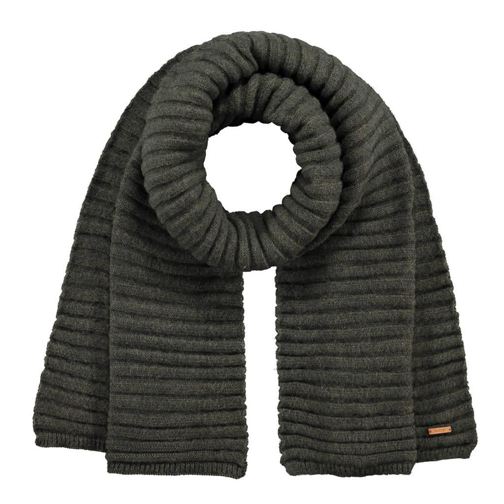 Barts sjaal Bayne kaki, Kaki