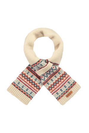 sjaal Dibbi ecru