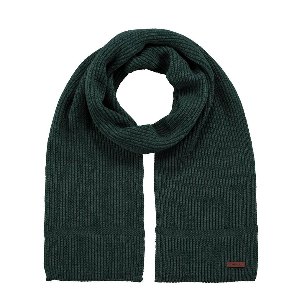Barts sjaal Macky donkergroen, Donkergroen