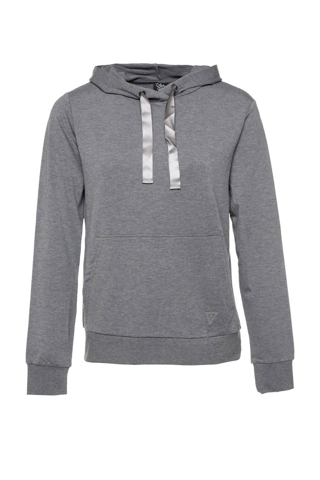 Scapino Osaga sportsweater grijs melange, Grijs