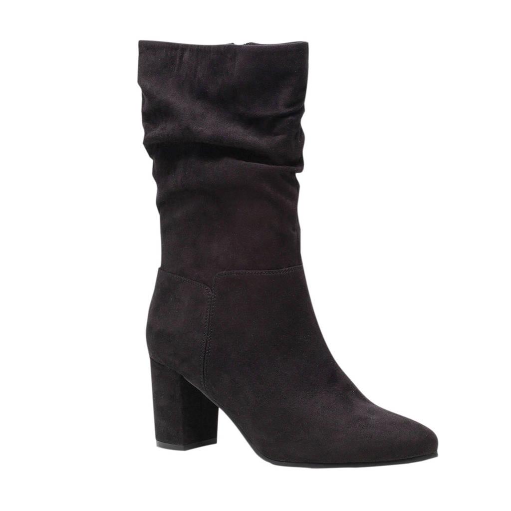 Scapino Sprox   laarzen zwart, Zwart