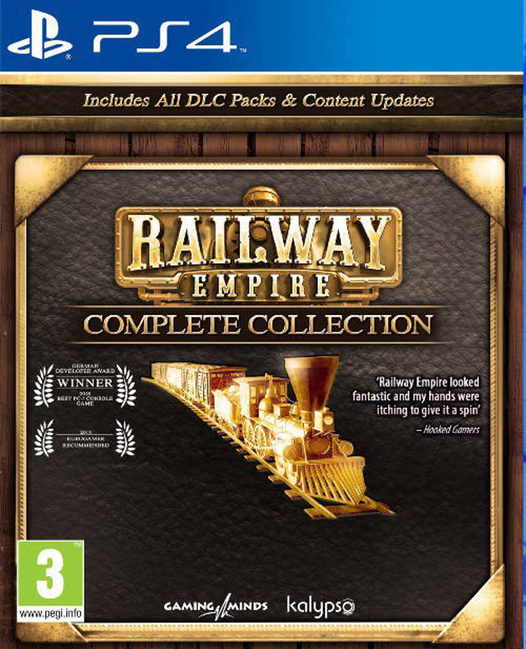 Railway (Empire complete collection) (PlayStation 4)