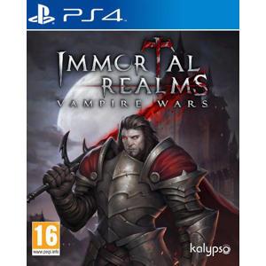 Immortal realms - Vampire wars (PlayStation 4)