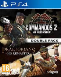 Commandos 2 & praetorians - HD Remaster double pack (PlayStation 4)