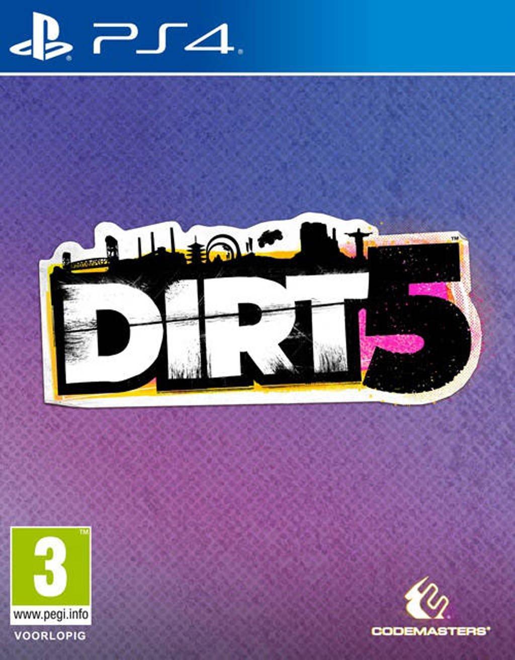 Dirt 5 (PlayStation 4)