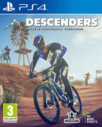 Descenders (PlayStation 4)