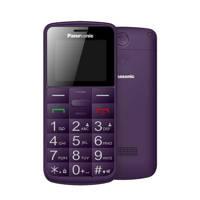 Panasonic KX-TU110EXV mobiele telefoon, Violet