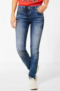 CECIL regular fit jeans Charlize dark denim, Dark denim