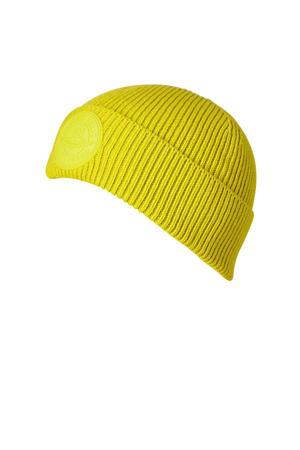 muts neon geel