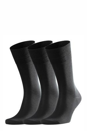 Tiago Bundle sokken - set van 3 zwart