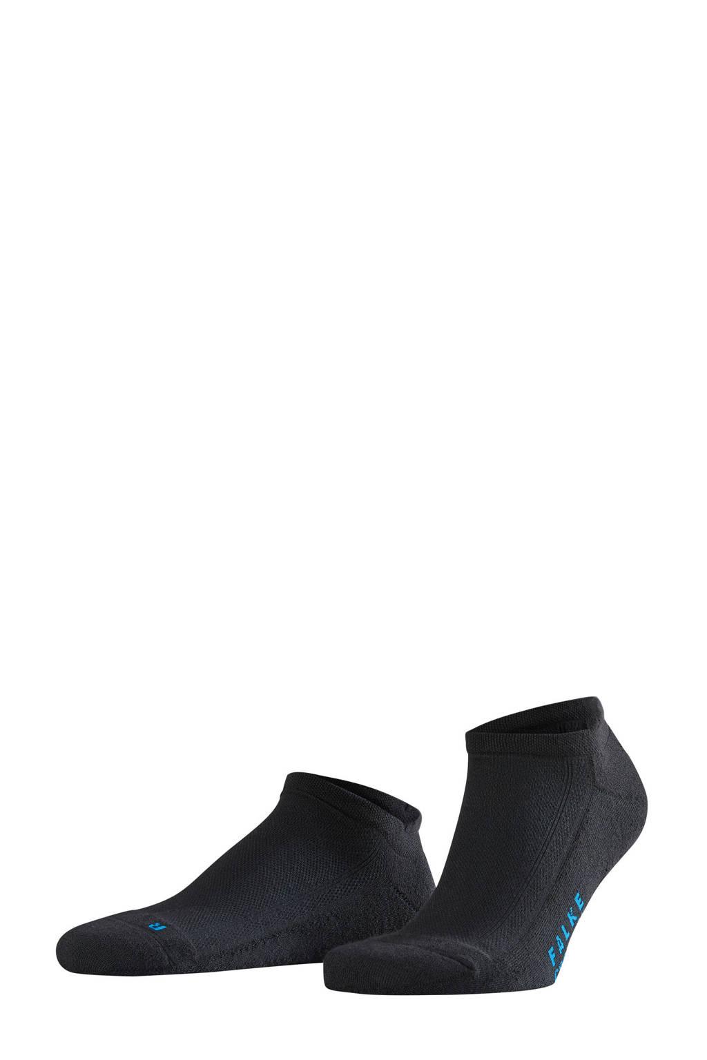 FALKE Cool Kick sneakersokken zwart, Zwart