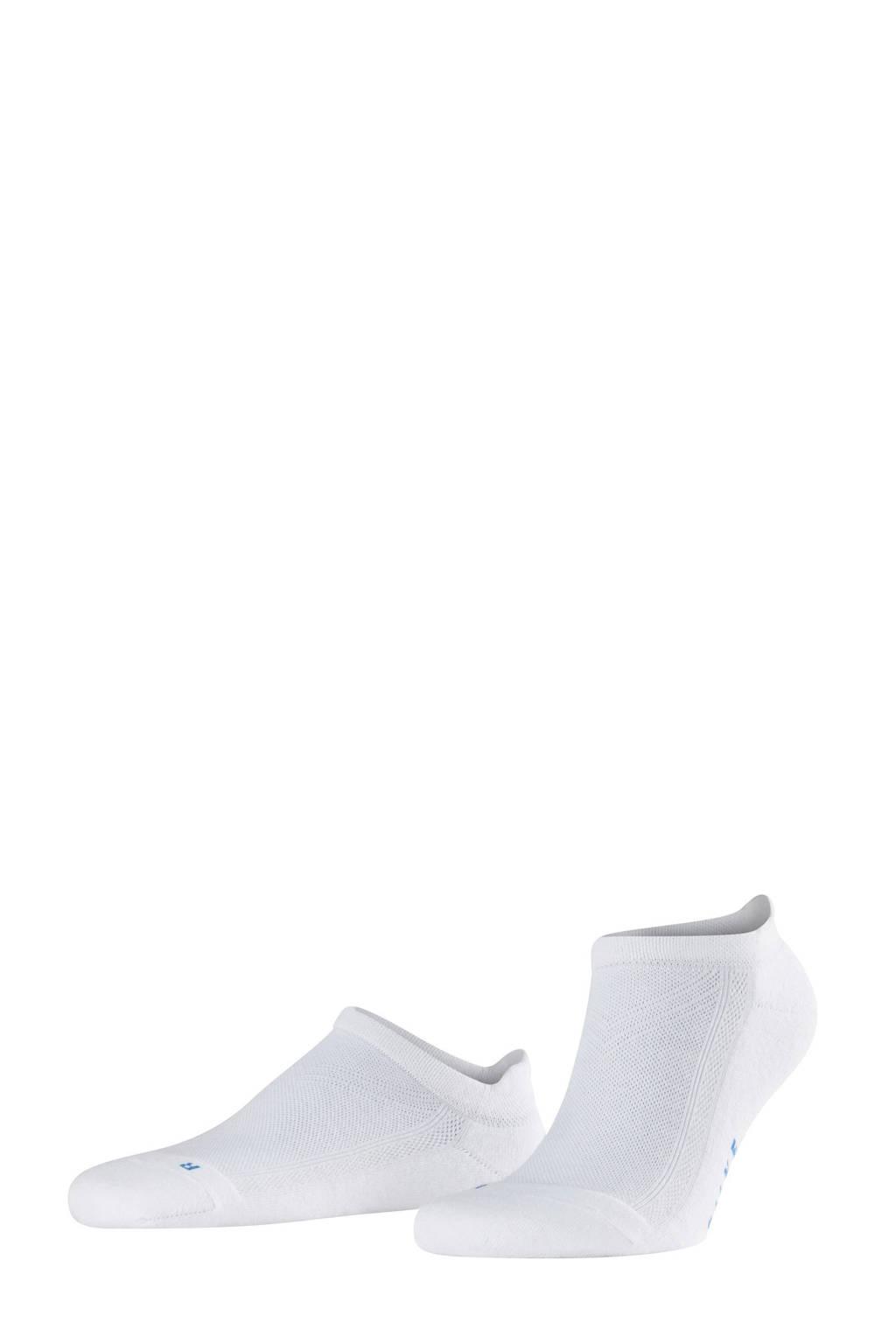 FALKE Cool Kick sneakersokken wit, Wit