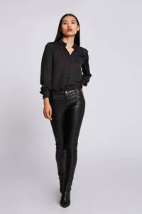 Morgan skinny broek zwart, Zwart