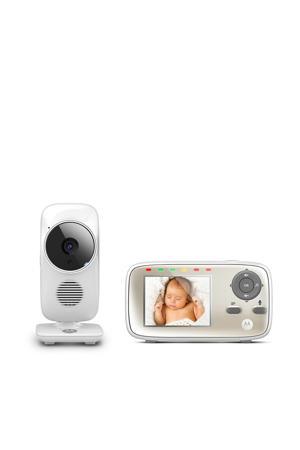 """MBP-483 babyfoon met camera en 2.8"""" kleurenscherm"""