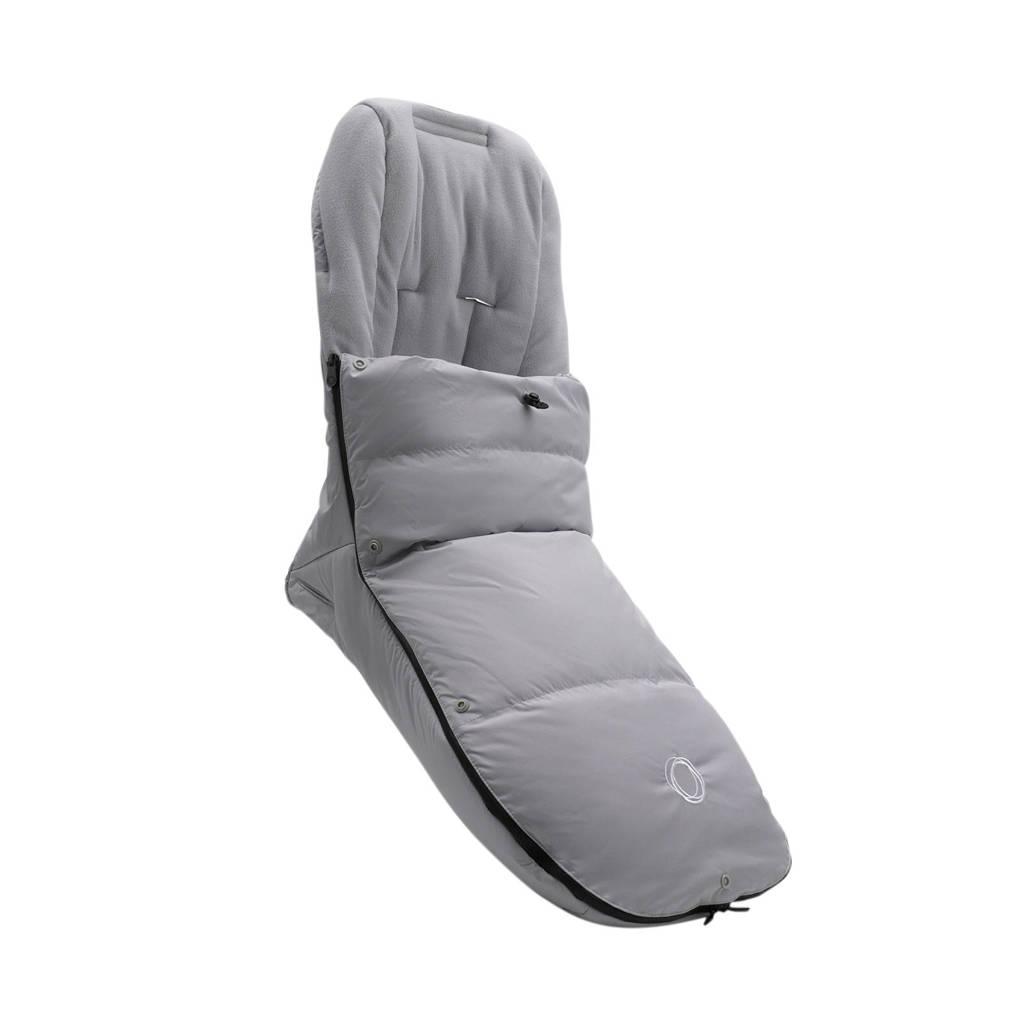 Bugaboo voetenzak misty grijs, misty grijze stof