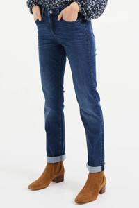 WE Fashion Blue Ridge slim fit jeans deep blue, Deep blue