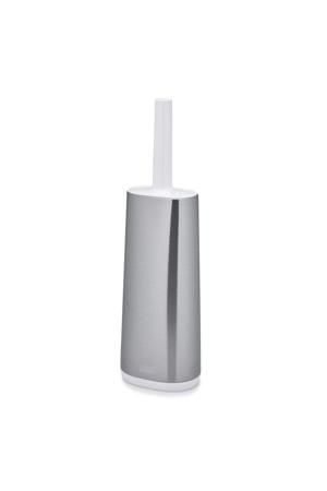 Flex™ toiletborstel  Zilver/Wit