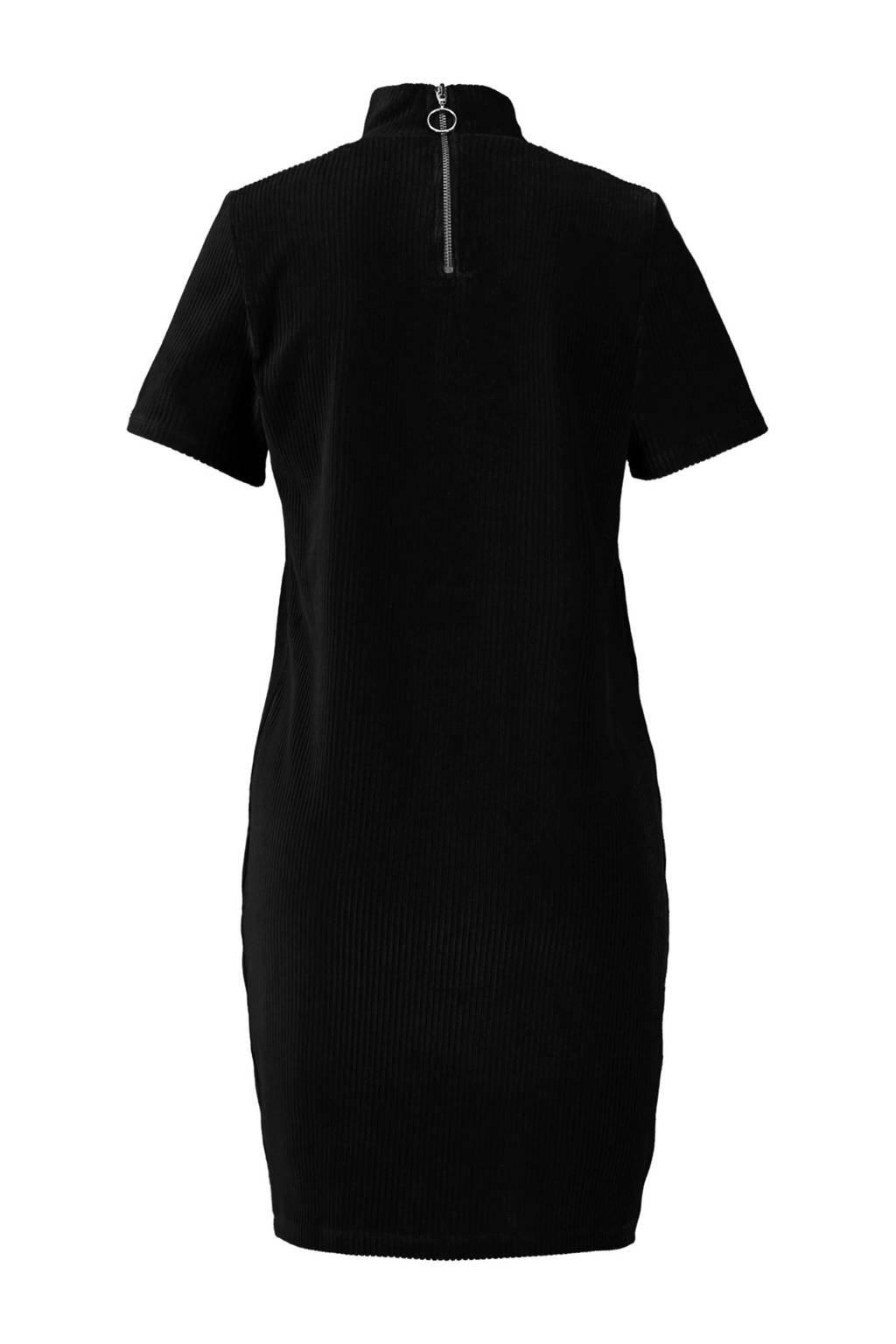 America Today jurk Dahlia zwart, Zwart