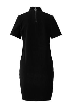 jurk Dahlia zwart