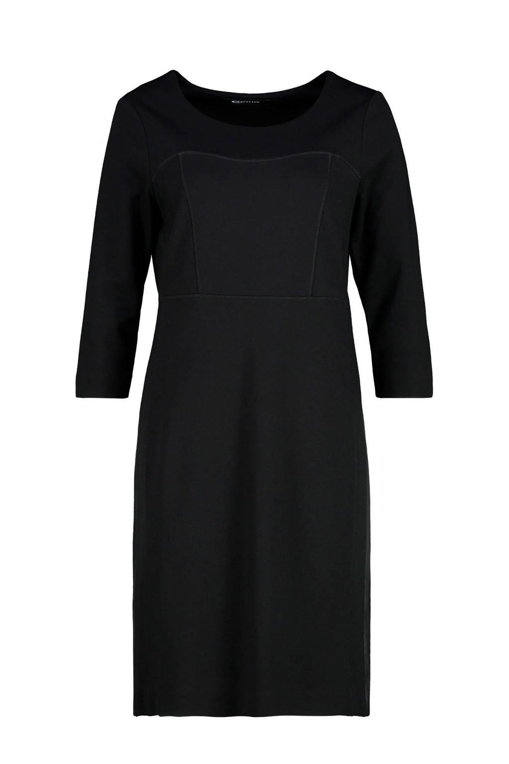 Expresso jurk zwart, Zwart