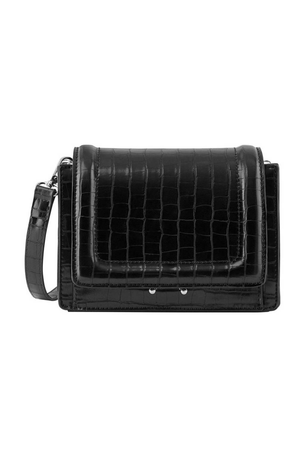 PIECES   crossbody tas zwart, Zwart